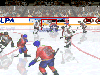 Screenshot Thumbnail / Media File 1 for NHL Faceoff '97 [NTSC-U]